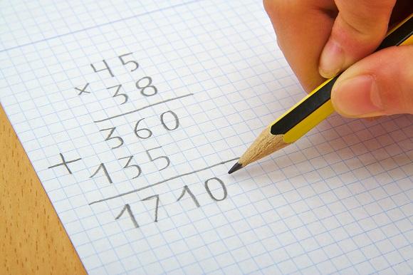 リス算数の口コミ/公文式と比較